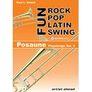 Rock-Pop-Latin-Swing-Fun Posaune incl. Playalongs