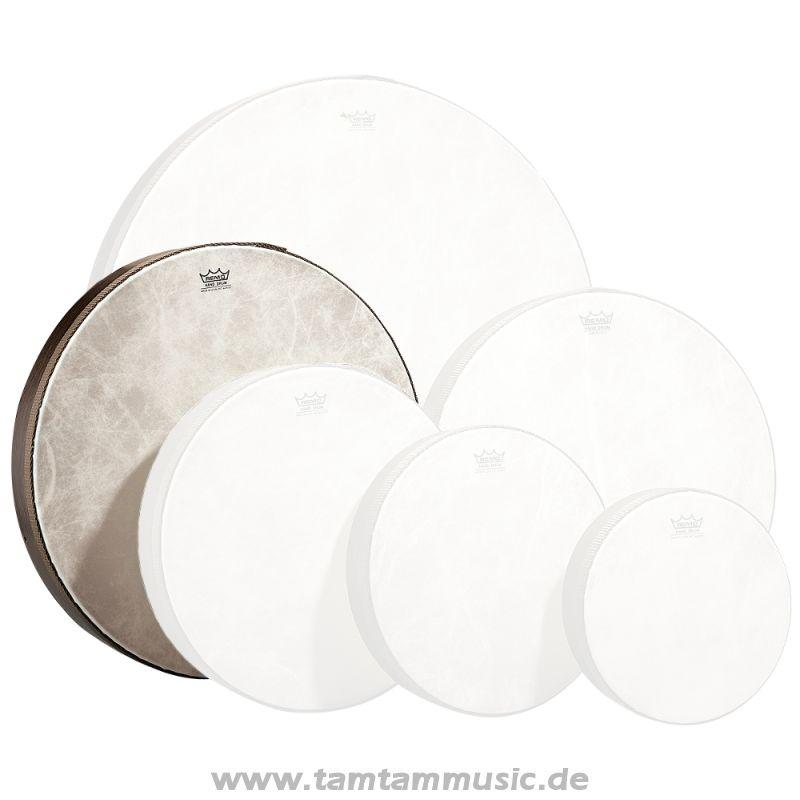 Remo Fiberskyn 3 Pre-Tuned Frame Drum HD-8516-00, 35,00 € - Tam